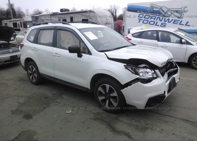 Inventory #959739206 2018 Subaru FORESTER