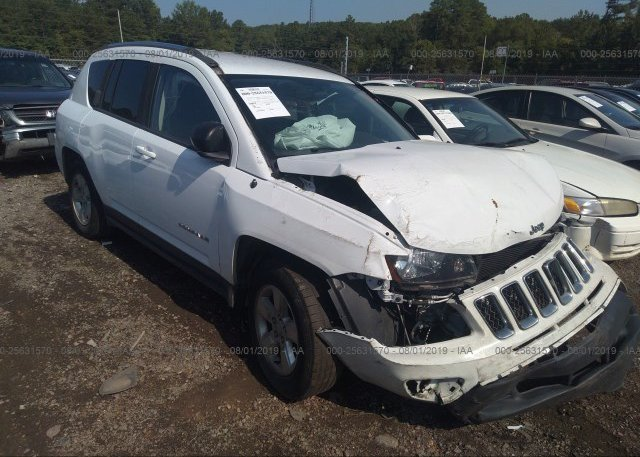 Inventory #932081045 2014 JEEP COMPASS
