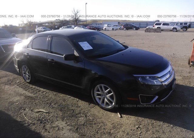 Inventory #283553501 2011 FORD FUSION
