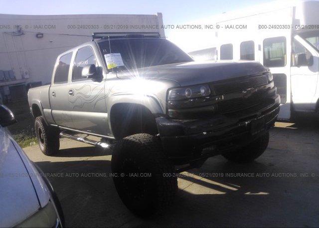 Inventory #524282649 2002 Chevrolet SILVERADO