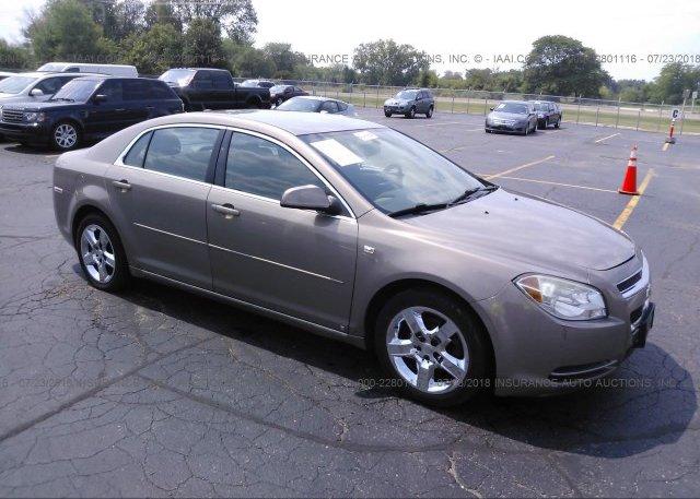 Inventory #178576548 2008 Chevrolet MALIBU