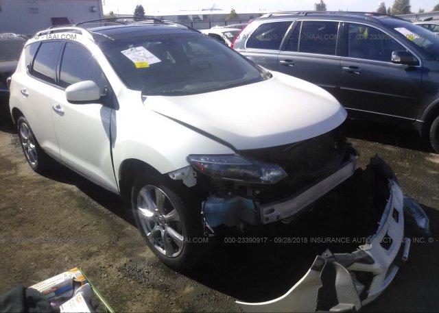 Jn8az1mw4cw227616 Bill Of Sale White Nissan Murano At Spokane