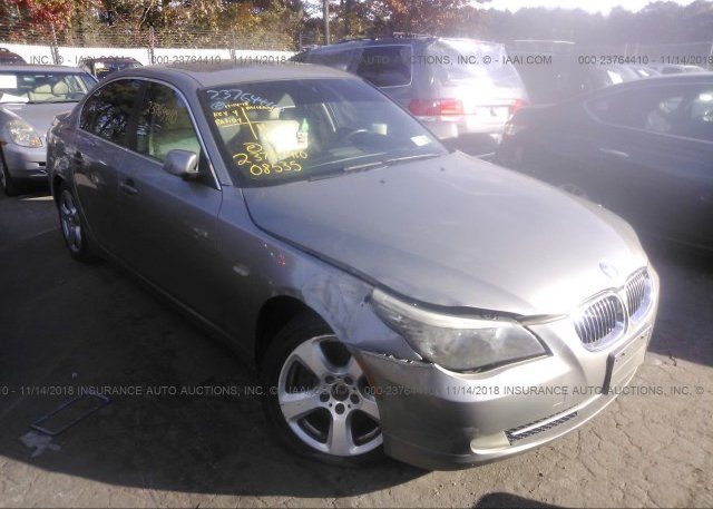 Inventory #233056678 2008 BMW 535