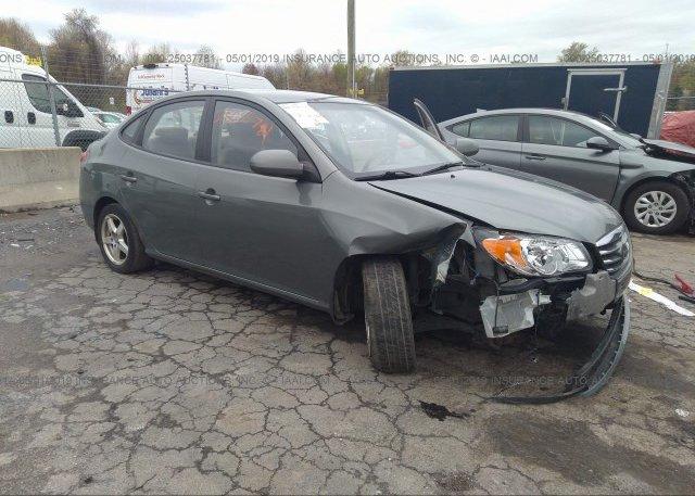 Inventory #250726952 2010 Hyundai ELANTRA