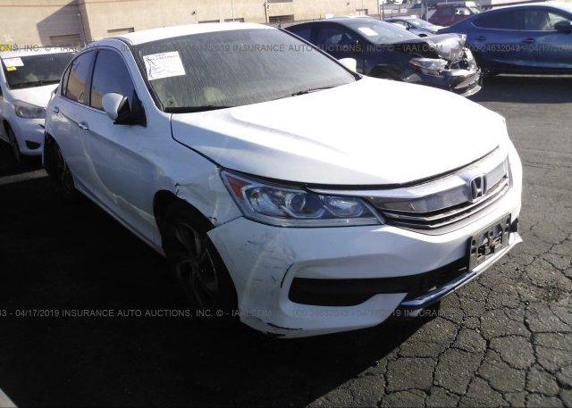 Inventory #366963739 2016 Honda ACCORD