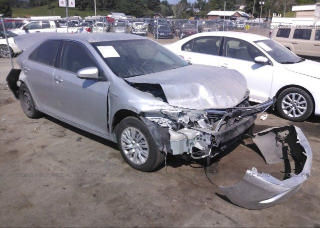 Inventory #760615277 2013 Toyota CAMRY