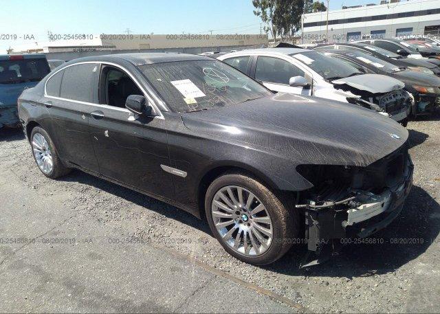 Inventory #383741212 2012 BMW 750