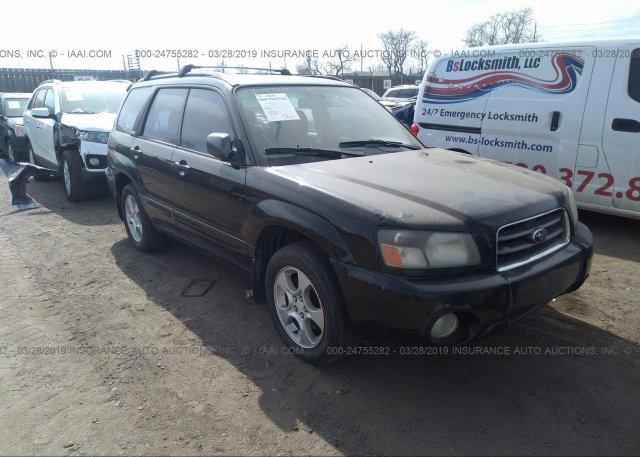 Inventory #946757648 2003 Subaru FORESTER