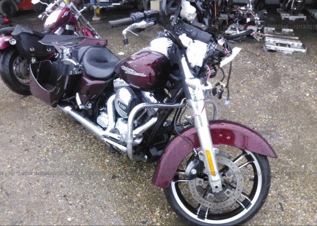 Inventory #757556047 2015 Harley-davidson FLHX