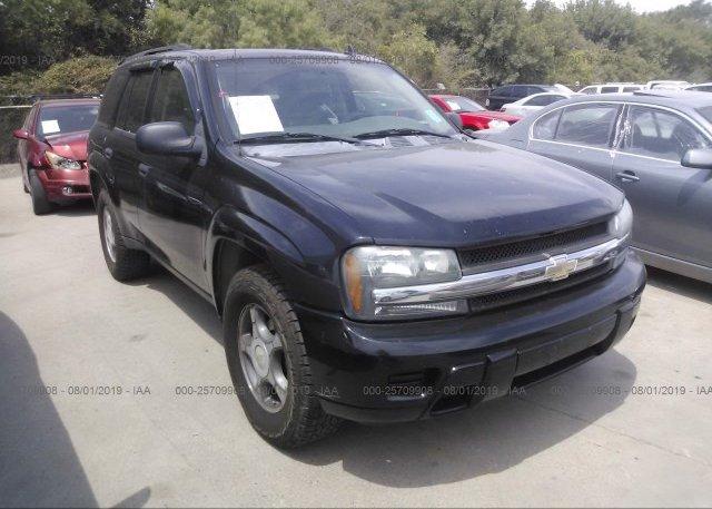 Inventory #180247283 2007 Chevrolet TRAILBLAZER