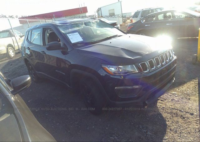 Inventory #692103042 2018 JEEP COMPASS