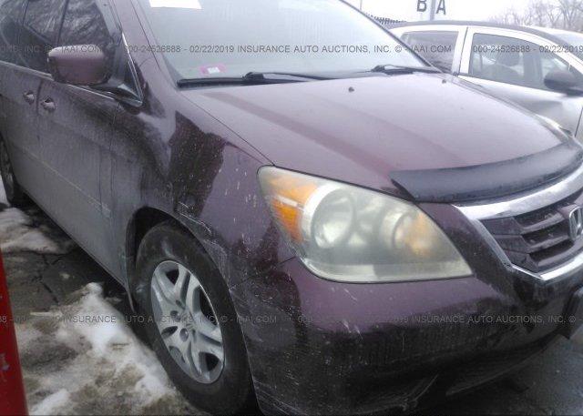 Inventory #435836801 2008 Honda ODYSSEY