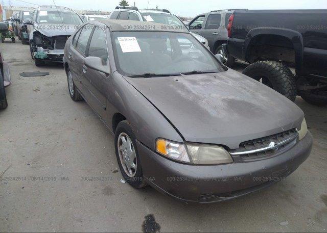 Inventory #734746183 1998 Nissan ALTIMA
