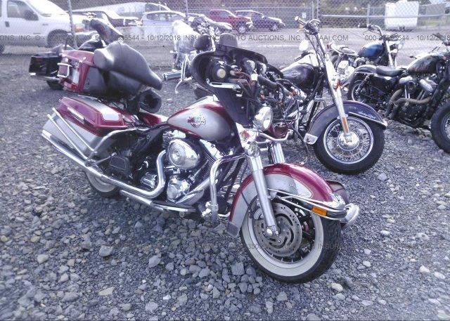 Inventory #117454947 2005 Harley-davidson FLHTCUI