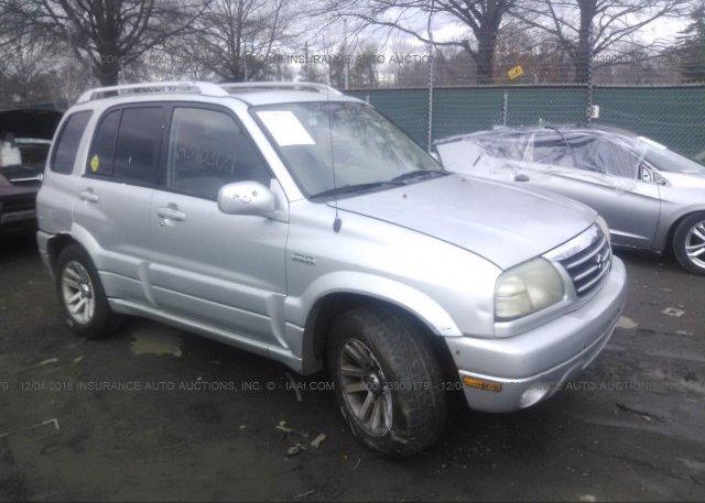 Inventory #114983655 2004 Suzuki GRAND VITARA