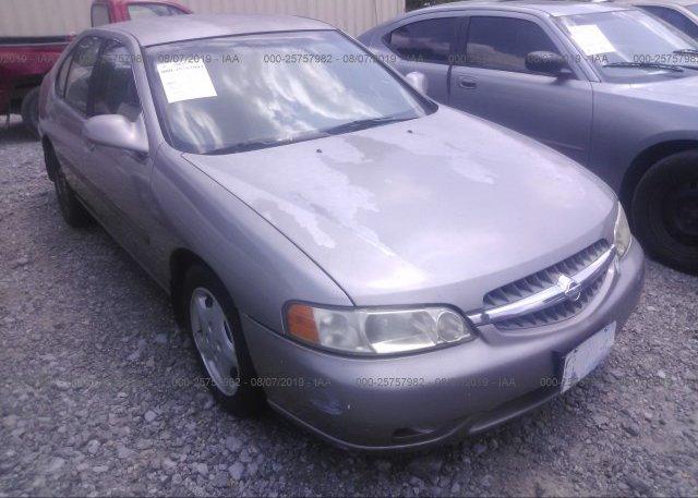 Inventory #657332527 2001 Nissan ALTIMA
