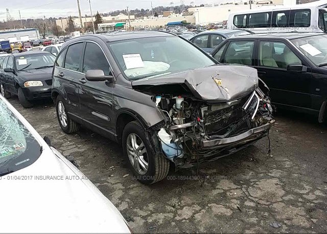 Honda Springfield Pa >> 5J6RE4H73AL078414, Salvage dark brown Honda Cr-V at CONSHOHOCKEN, PA on online auction by March ...