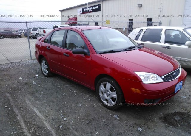 Inventory #770876492 2007 FORD FOCUS