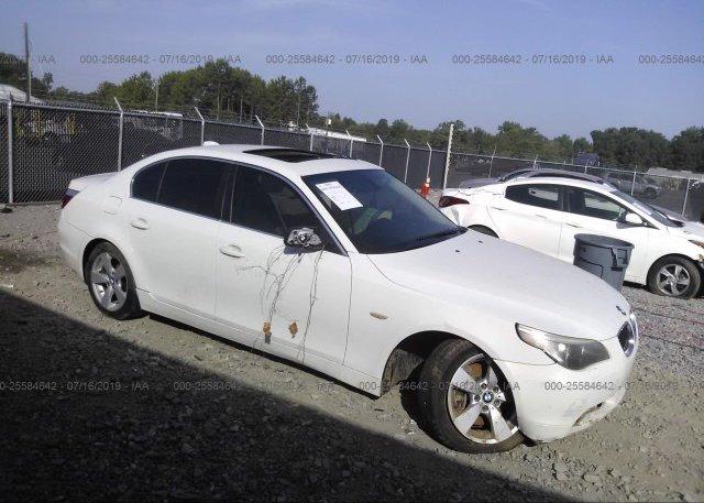 Inventory #781413801 2007 BMW 530