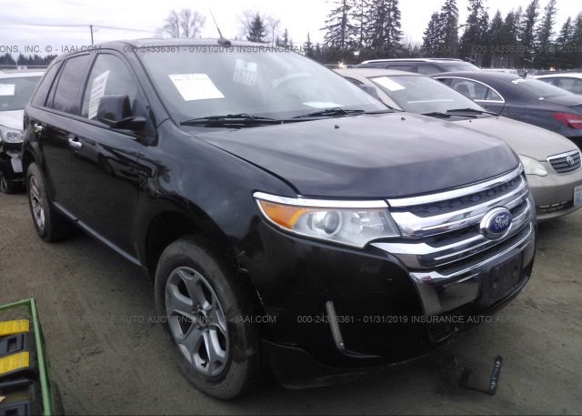 Inventory #136767714 2011 FORD EDGE