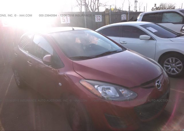 Inventory #241405671 2014 Mazda MAZDA2