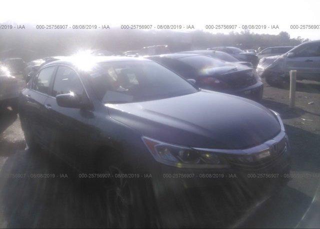 Inventory #354997256 2017 Honda ACCORD