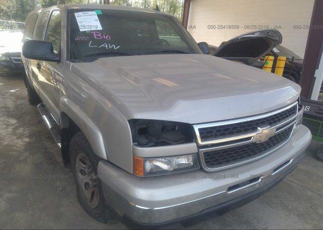 Inventory #387808976 2006 Chevrolet SILVERADO