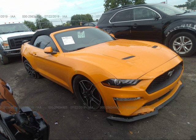 Inventory #233295276 2018 FORD MUSTANG