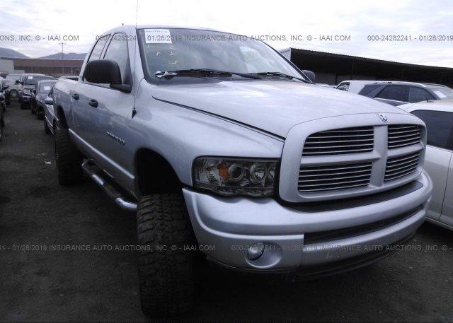 Inventory #246680013 2002 Dodge RAM 1500