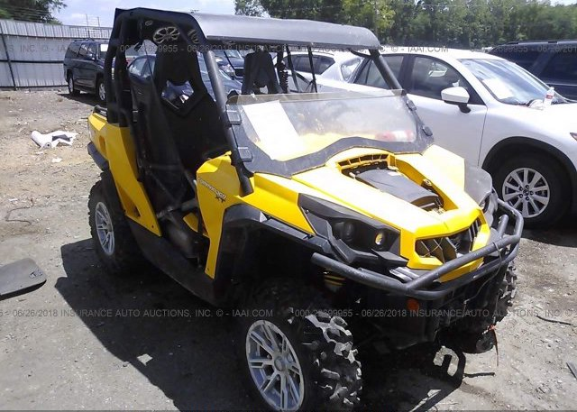 Inventory #781081256 2012 Can-am COMMANDER