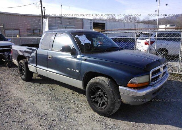 Inventory #200603142 2000 Dodge DAKOTA