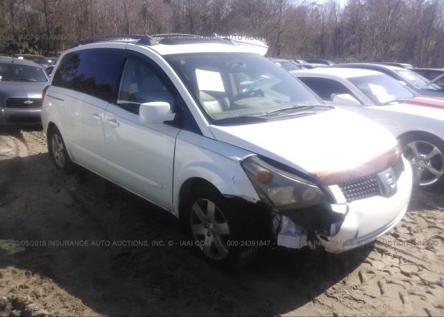 Inventory #364061747 2004 Nissan QUEST