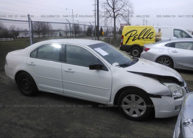 Inventory #925597834 2009 FORD FUSION