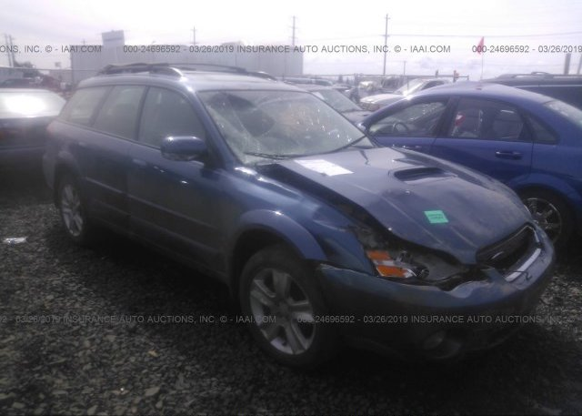 Inventory #769094437 2006 Subaru LEGACY