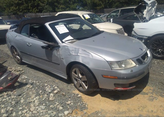 Inventory #772446969 2006 Saab 9-3