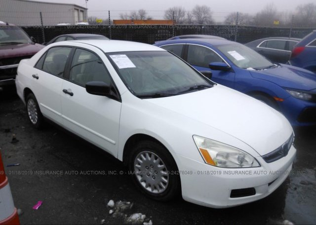 Inventory #214088651 2007 Honda ACCORD
