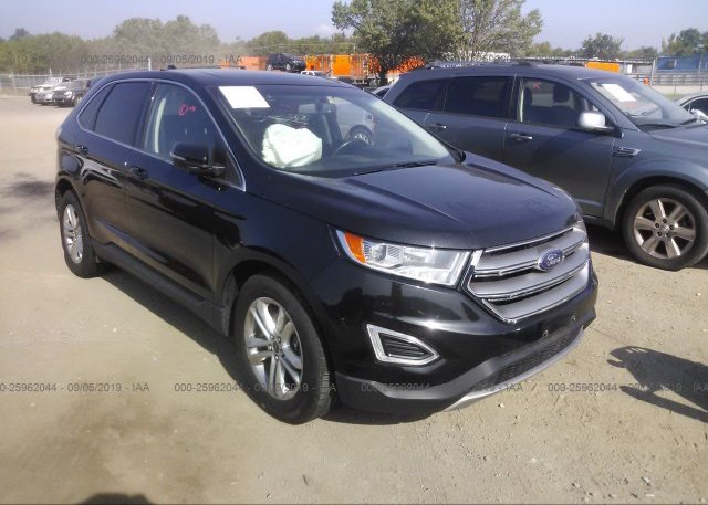 Inventory #839279748 2015 FORD EDGE