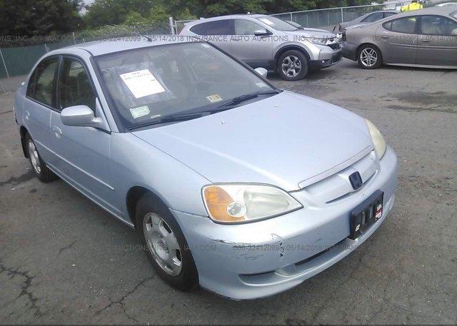 Inventory #751088462 2003 Honda CIVIC