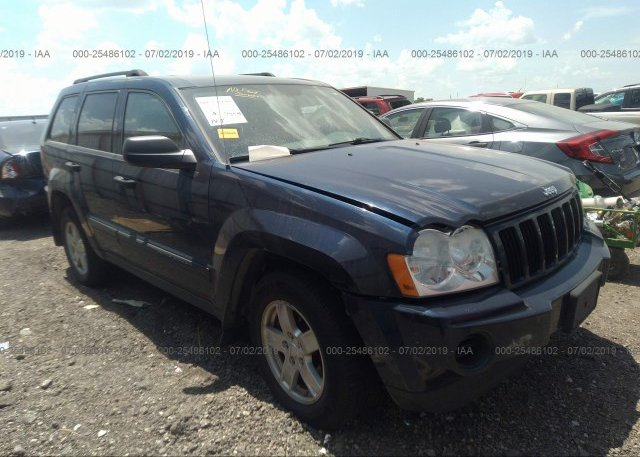 Inventory #724789242 2005 JEEP GRAND CHEROKEE