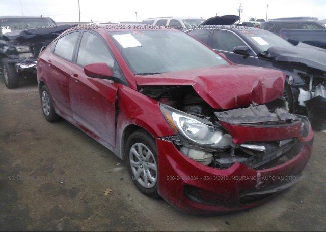 Inventory #297079565 2013 Hyundai ACCENT
