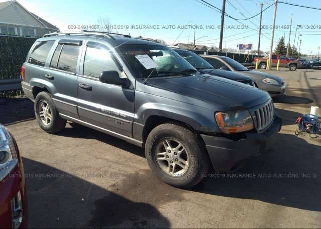 Inventory #757193649 2004 JEEP GRAND CHEROKEE