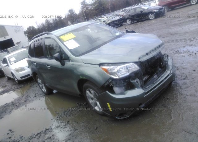 Inventory #741742042 2015 Subaru FORESTER