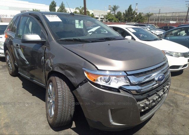 Inventory #187516134 2013 FORD EDGE