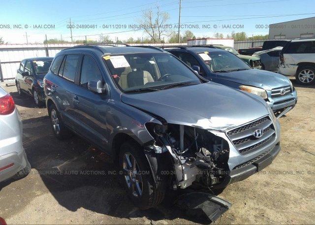 Inventory #709474578 2009 Hyundai SANTA FE