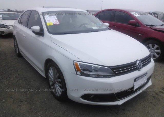 Inventory #851109859 2011 Volkswagen JETTA
