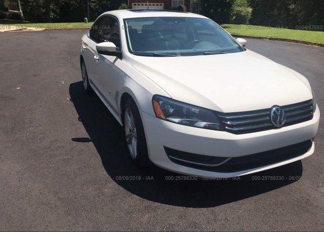 Inventory #437769890 2014 Volkswagen PASSAT