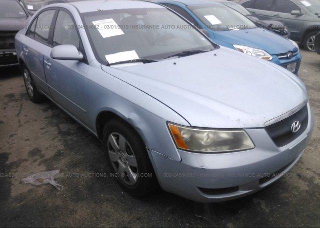 Inventory #716809015 2007 Hyundai SONATA