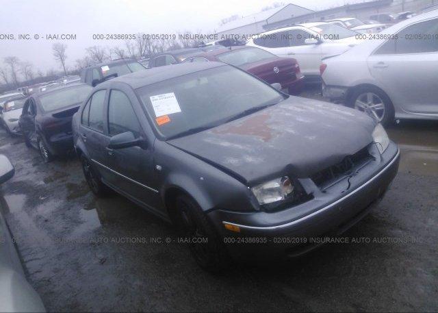 Inventory #619377949 2004 Volkswagen JETTA
