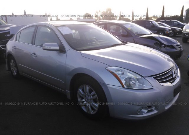 Inventory #586468919 2010 Nissan ALTIMA