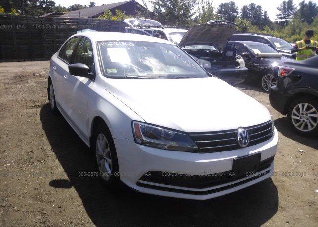 Inventory #229283320 2015 Volkswagen JETTA